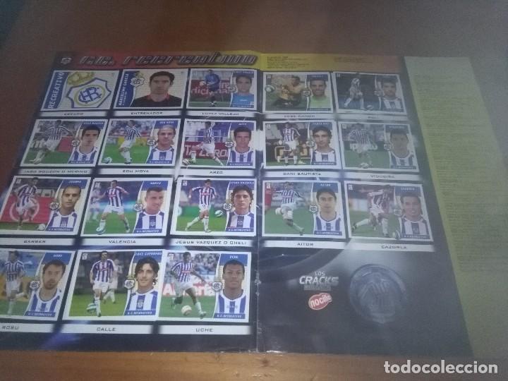 Álbum de fútbol completo: ALBUM DE FUTBOL. LIGA ESTE 2006 2007. . CON ERROR SHUSTER. . SCHUSTER. VER FOTOS. EST1B3 - Foto 18 - 101366139