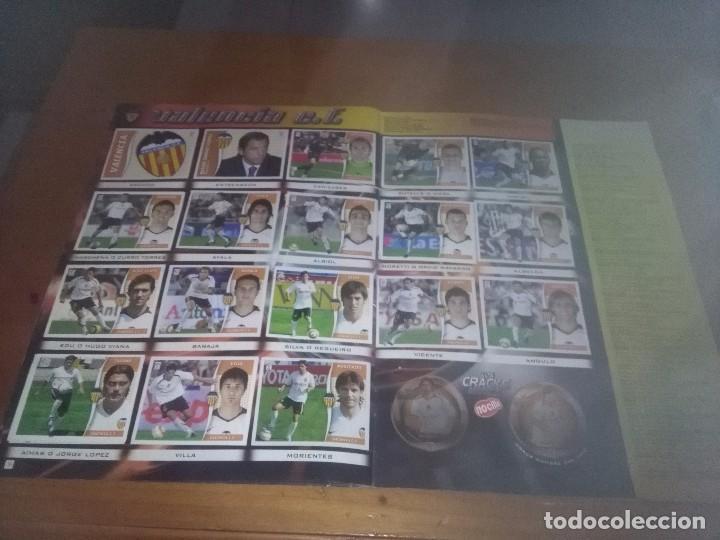 Álbum de fútbol completo: ALBUM DE FUTBOL. LIGA ESTE 2006 2007. . CON ERROR SHUSTER. . SCHUSTER. VER FOTOS. EST1B3 - Foto 21 - 101366139