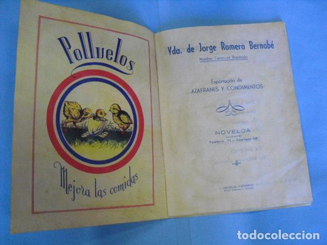 Álbum de fútbol completo: album azafran los polluelos nº 4 B, temporada 1953-44, de novelda alicante - Foto 2 - 101437867