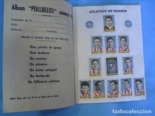 Álbum de fútbol completo: album azafran los polluelos nº 4 B, temporada 1953-44, de novelda alicante - Foto 3 - 101437867