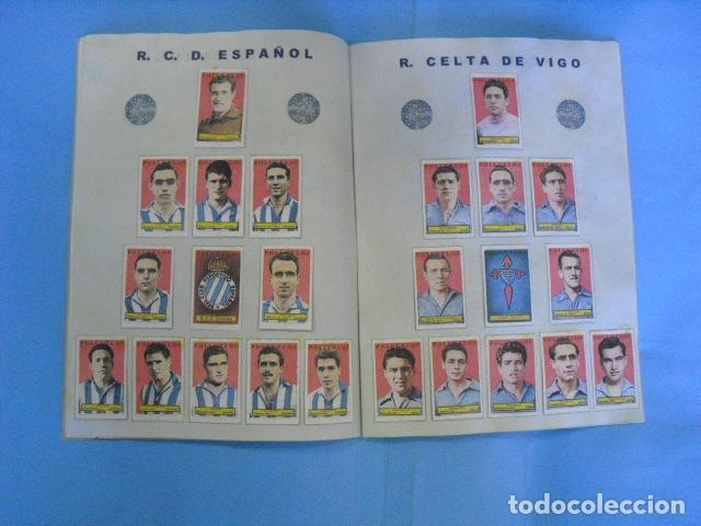Álbum de fútbol completo: album azafran los polluelos nº 4 B, temporada 1953-44, de novelda alicante - Foto 6 - 101437867