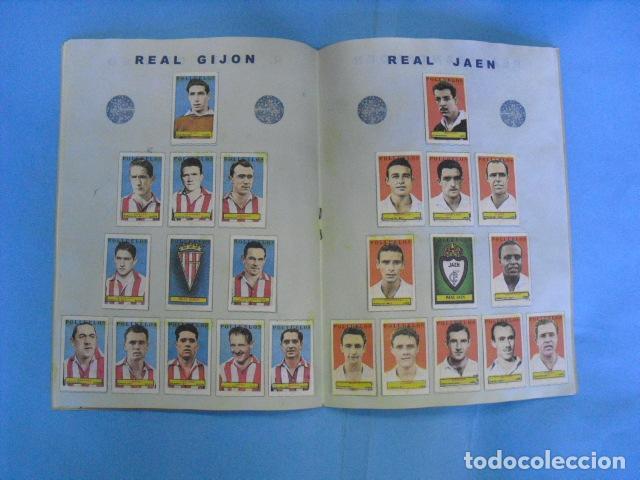 Álbum de fútbol completo: album azafran los polluelos nº 4 B, temporada 1953-44, de novelda alicante - Foto 7 - 101437867