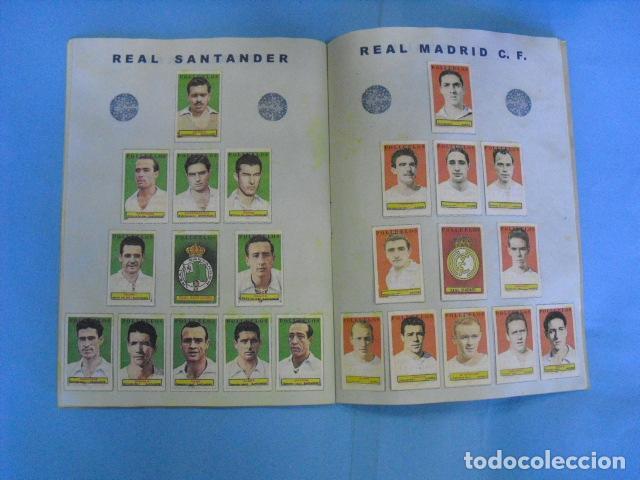 Álbum de fútbol completo: album azafran los polluelos nº 4 B, temporada 1953-44, de novelda alicante - Foto 8 - 101437867