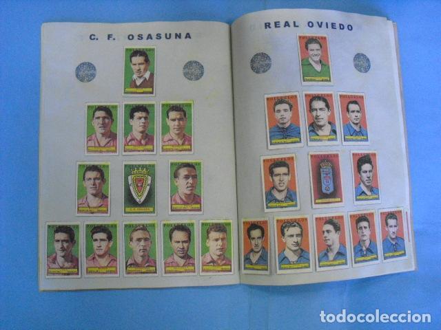 Álbum de fútbol completo: album azafran los polluelos nº 4 B, temporada 1953-44, de novelda alicante - Foto 9 - 101437867