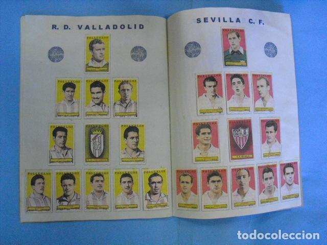Álbum de fútbol completo: album azafran los polluelos nº 4 B, temporada 1953-44, de novelda alicante - Foto 10 - 101437867