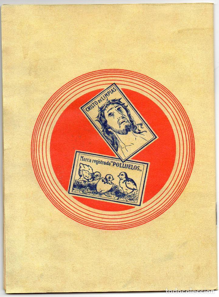 Álbum de fútbol completo: album azafran los polluelos nº 4 B, temporada 1953-44, de novelda alicante - Foto 13 - 101437867