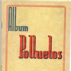Álbum de fútbol completo: ALBUM AZAFRAN LOS POLLUELOS Nº 3, TEMPORADA 1949-50, DE NOVELDA ALICANTE. Lote 101666955