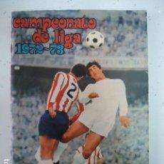 Álbum de fútbol completo: ALBUM DE CROMOS FUTBOL - LIGA 1972-72 EDITORIAL FHER -DISGRA - COMPLETO. Lote 102884159