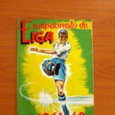 Álbum de fútbol completo: CAMPEONATO DE LIGA 1961-1962, 61-62 - EDITORIAL FHER - COMPLETO. Lote 102958915