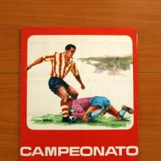 Álbum de fútbol completo: CAMPEONATO DE LIGA 1966-1967, 66-67 - EDITORIAL FHER - COMPLETO. Lote 102960767