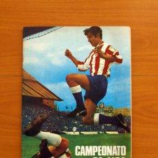 Álbum de fútbol completo: CAMPEONATO DE LIGA 1971-1972, 71-72 - EDITORIAL FHER - COMPLETO. Lote 103036355