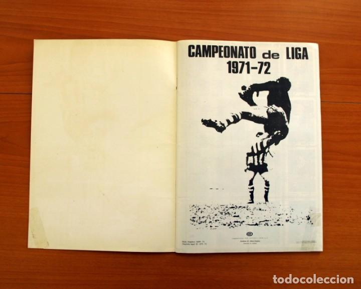 Álbum de fútbol completo: Campeonato de liga 1971-1972, 71-72 - Editorial Fher - Completo - Foto 2 - 103036355