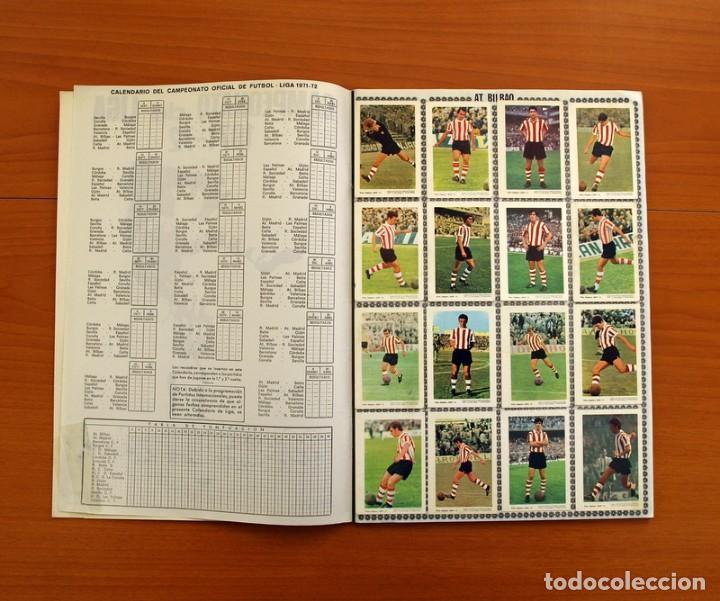 Álbum de fútbol completo: Campeonato de liga 1971-1972, 71-72 - Editorial Fher - Completo - Foto 3 - 103036355