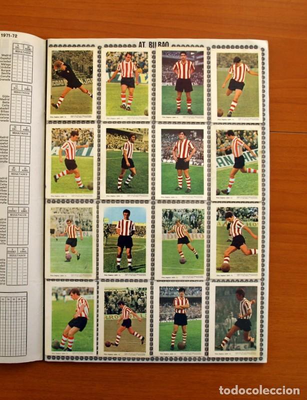 Álbum de fútbol completo: Campeonato de liga 1971-1972, 71-72 - Editorial Fher - Completo - Foto 4 - 103036355