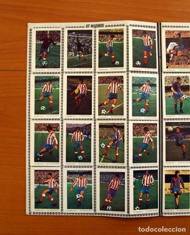 Álbum de fútbol completo: Campeonato de liga 1971-1972, 71-72 - Editorial Fher - Completo - Foto 5 - 103036355