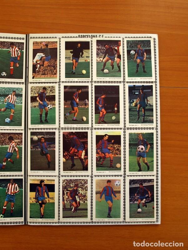 Álbum de fútbol completo: Campeonato de liga 1971-1972, 71-72 - Editorial Fher - Completo - Foto 6 - 103036355