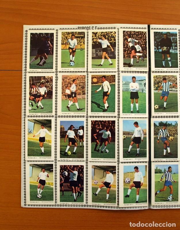 Álbum de fútbol completo: Campeonato de liga 1971-1972, 71-72 - Editorial Fher - Completo - Foto 7 - 103036355