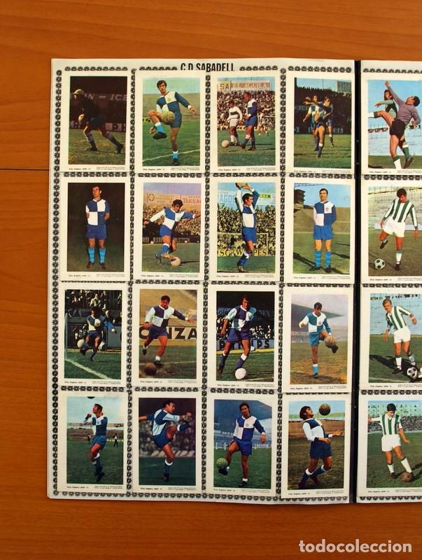 Álbum de fútbol completo: Campeonato de liga 1971-1972, 71-72 - Editorial Fher - Completo - Foto 9 - 103036355