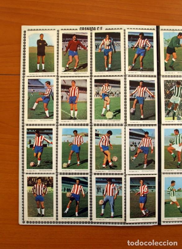 Álbum de fútbol completo: Campeonato de liga 1971-1972, 71-72 - Editorial Fher - Completo - Foto 11 - 103036355