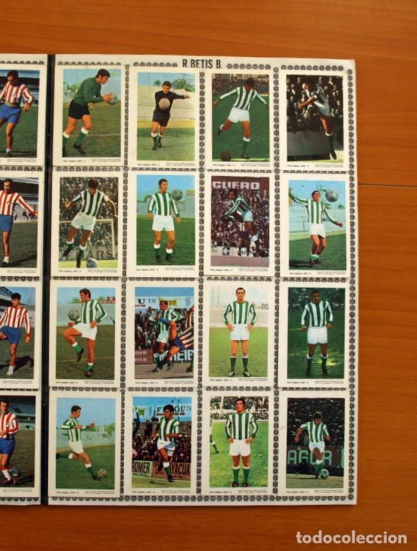 Álbum de fútbol completo: Campeonato de liga 1971-1972, 71-72 - Editorial Fher - Completo - Foto 12 - 103036355