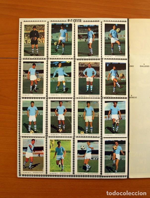Álbum de fútbol completo: Campeonato de liga 1971-1972, 71-72 - Editorial Fher - Completo - Foto 13 - 103036355