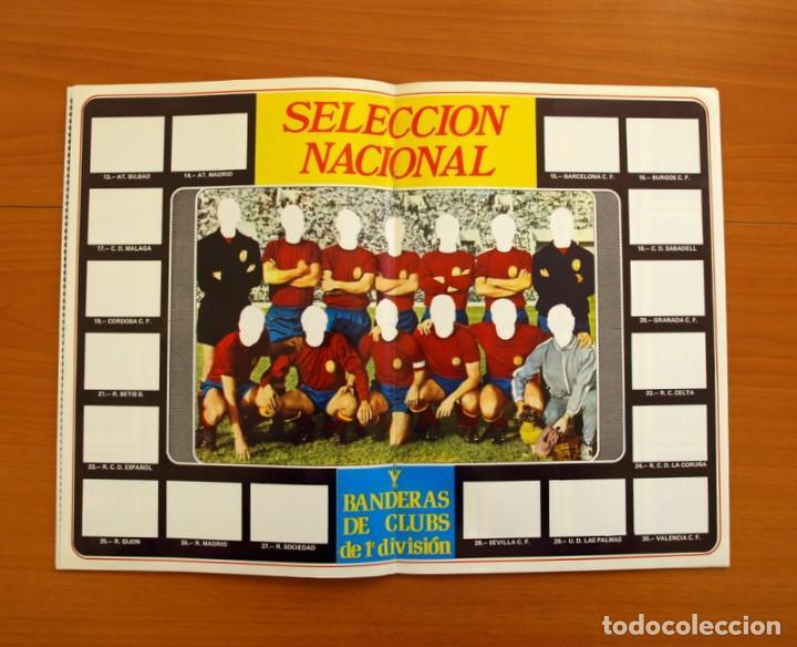 Álbum de fútbol completo: Campeonato de liga 1971-1972, 71-72 - Editorial Fher - Completo - Foto 14 - 103036355