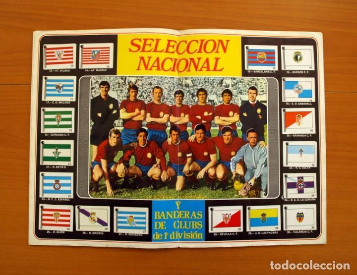 Álbum de fútbol completo: Campeonato de liga 1971-1972, 71-72 - Editorial Fher - Completo - Foto 15 - 103036355