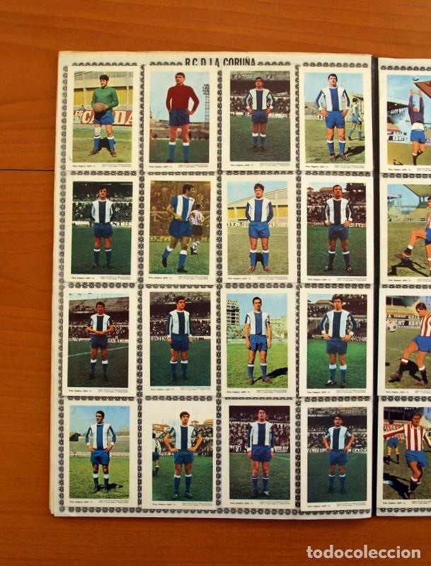 Álbum de fútbol completo: Campeonato de liga 1971-1972, 71-72 - Editorial Fher - Completo - Foto 17 - 103036355