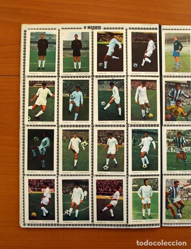 Álbum de fútbol completo: Campeonato de liga 1971-1972, 71-72 - Editorial Fher - Completo - Foto 19 - 103036355