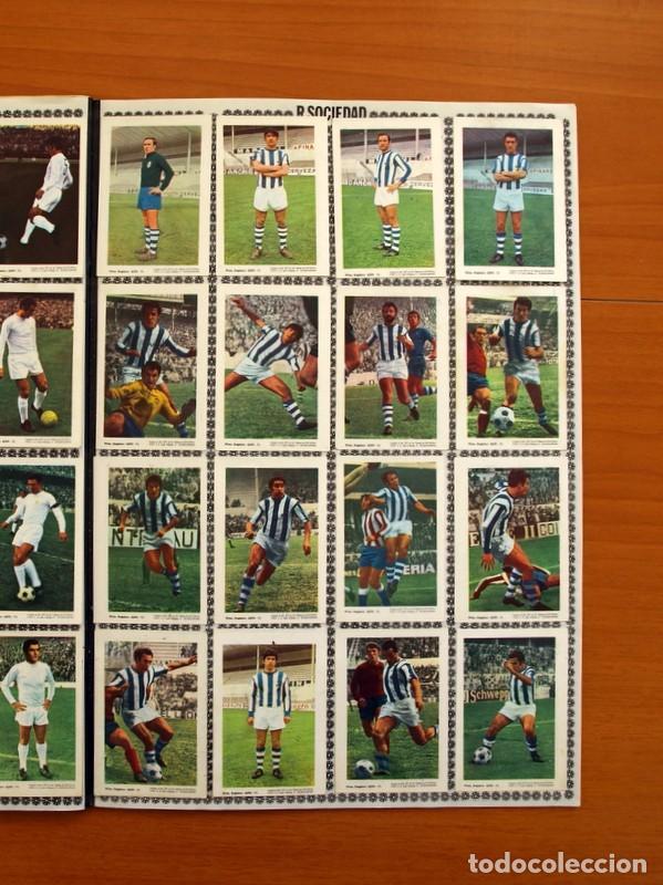 Álbum de fútbol completo: Campeonato de liga 1971-1972, 71-72 - Editorial Fher - Completo - Foto 20 - 103036355