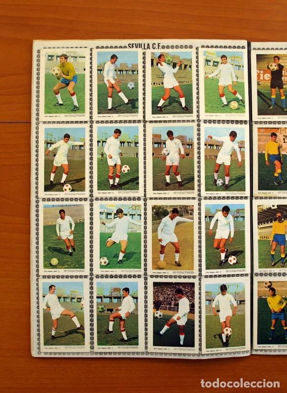 Álbum de fútbol completo: Campeonato de liga 1971-1972, 71-72 - Editorial Fher - Completo - Foto 21 - 103036355