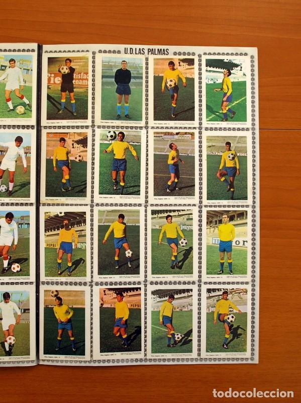 Álbum de fútbol completo: Campeonato de liga 1971-1972, 71-72 - Editorial Fher - Completo - Foto 22 - 103036355