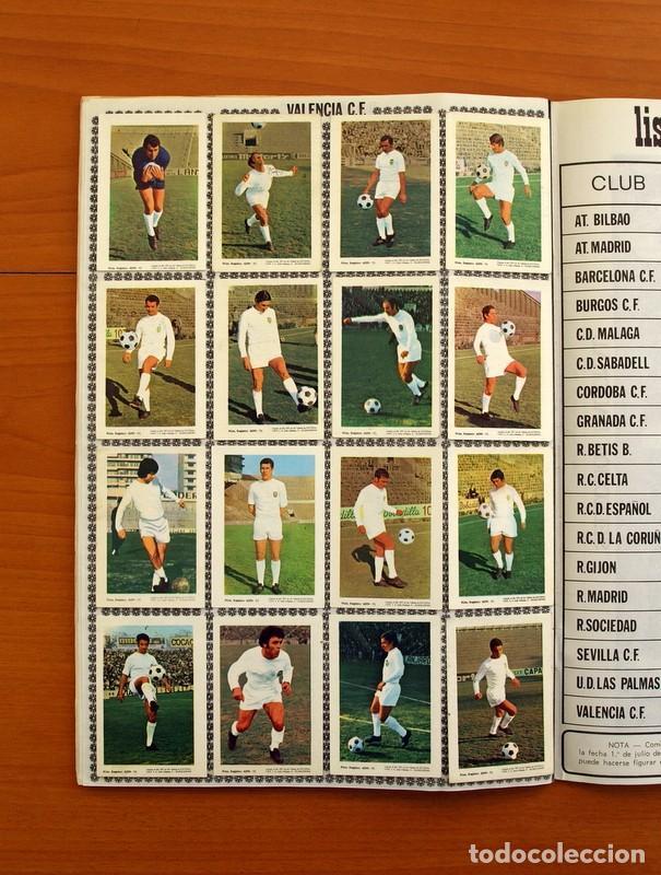 Álbum de fútbol completo: Campeonato de liga 1971-1972, 71-72 - Editorial Fher - Completo - Foto 23 - 103036355