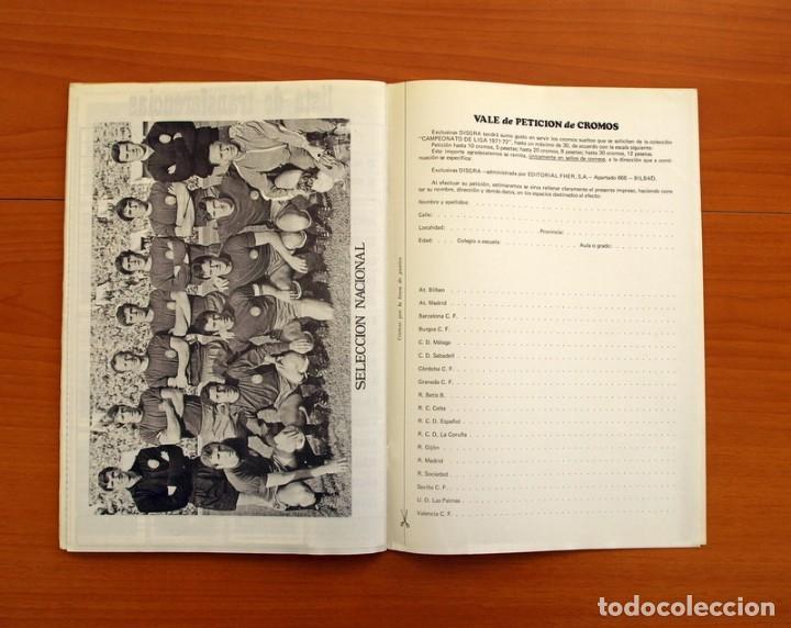 Álbum de fútbol completo: Campeonato de liga 1971-1972, 71-72 - Editorial Fher - Completo - Foto 25 - 103036355