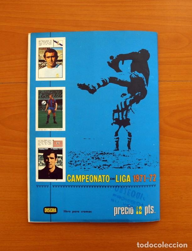 Álbum de fútbol completo: Campeonato de liga 1971-1972, 71-72 - Editorial Fher - Completo - Foto 27 - 103036355