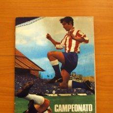 Álbum de fútbol completo: CAMPEONATO DE LIGA 1971-1972, 71-72 - EDITORIAL FHER - COMPLETO. Lote 103036595