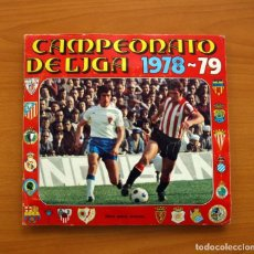 Álbum de fútbol completo: CAMPEONATO DE LIGA 1978-1979, 78-79 - EDITORIAL FHER - ÁLBUM COMPLETO. Lote 103040555