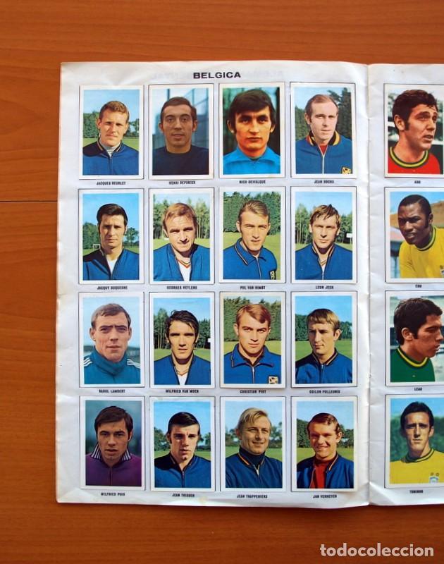 Álbum de fútbol completo: Álbum Campeonato Mundial de fútbol 1970 - Editorial Fher - Completo - Foto 5 - 103050479