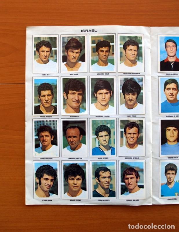 Álbum de fútbol completo: Álbum Campeonato Mundial de fútbol 1970 - Editorial Fher - Completo - Foto 11 - 103050479