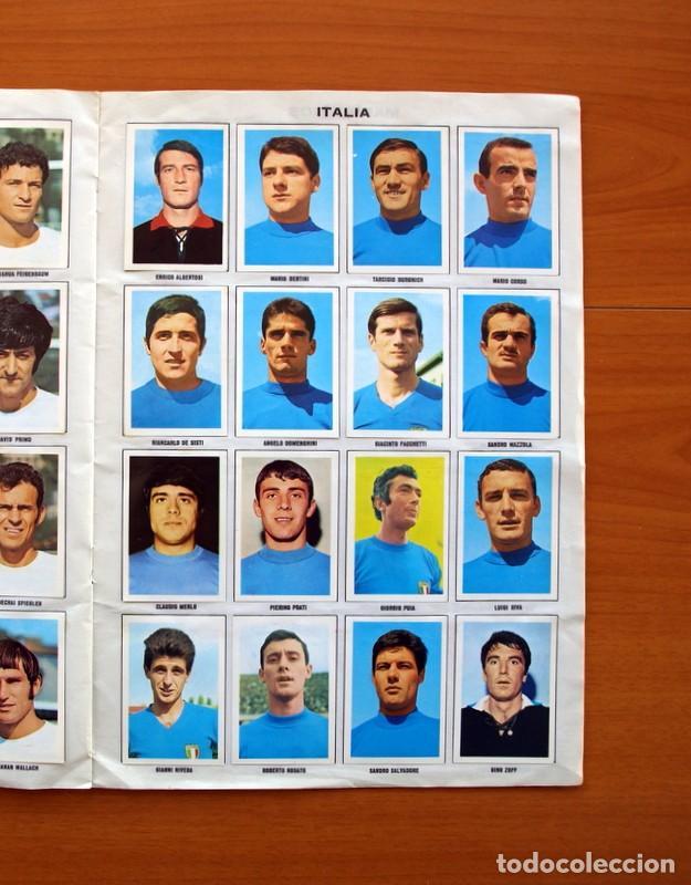 Álbum de fútbol completo: Álbum Campeonato Mundial de fútbol 1970 - Editorial Fher - Completo - Foto 12 - 103050479
