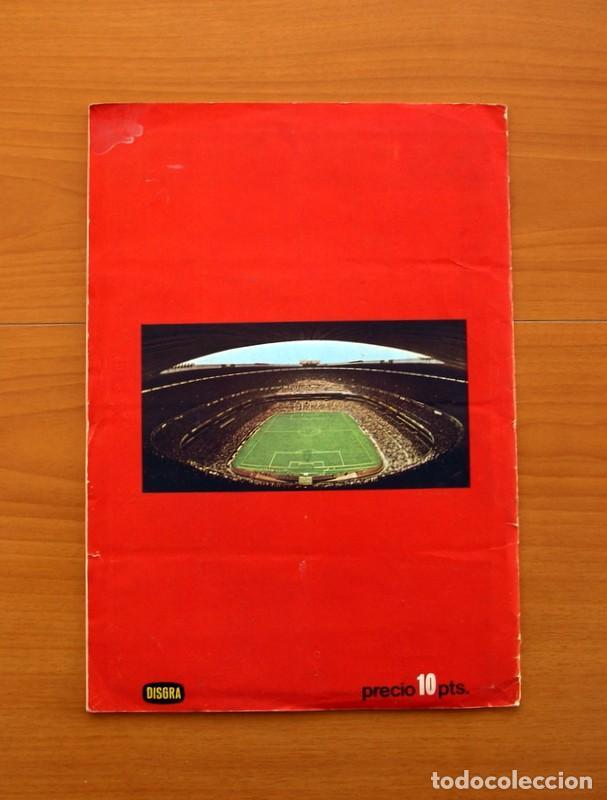 Álbum de fútbol completo: Álbum Campeonato Mundial de fútbol 1970 - Editorial Fher - Completo - Foto 21 - 103050479