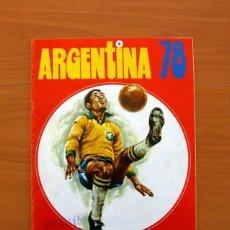 Álbum de fútbol completo: ÁLBUM ARGENTINA 78, MUNDIAL 1978 - EDITORIAL FHER - COMPLETO. Lote 103050875