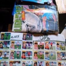 Álbum de fútbol completo: ALBUM DE 447 CROMOS FUTBOL, LIGA 91-92, EDICIONES ESTE, COMPLETO, TODOS LOS EQUIPOS Y LOS FICHAJES. Lote 103276931