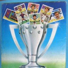 Álbum de fútbol completo: ALBUM FUTBOL , CAMPEONATO LIGA 1982 1983 , 82 83 ESTE, COMPLETO CON 333 CROMOS, ORIGINAL , B. Lote 103307171