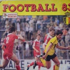 Álbum de fútbol completo: ÁLBUM DE CROMOS DE BÉLGICA. LIGA BELGA 1982 1983. 82 83. PANINI. FOOTBALL 83. COMPLETO. 260 GR. Lote 104044523