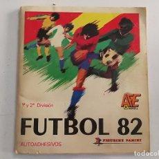 Álbum de fútbol completo: ALBUM FÚTBOL 82 1 Y 2 DIVISIÓN PANINI. Lote 104044775