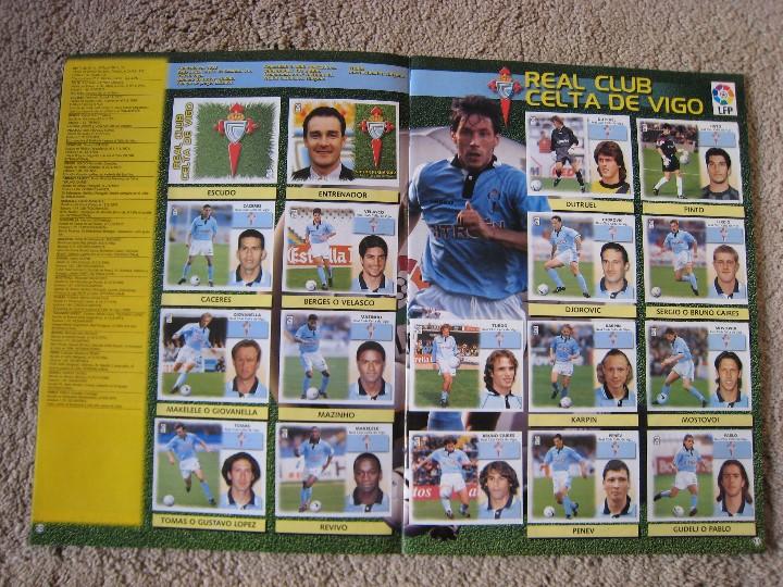 Álbum de fútbol completo: LIGA 1999/2000 LFP COLECCIONES ESTE - Foto 7 - 45343281