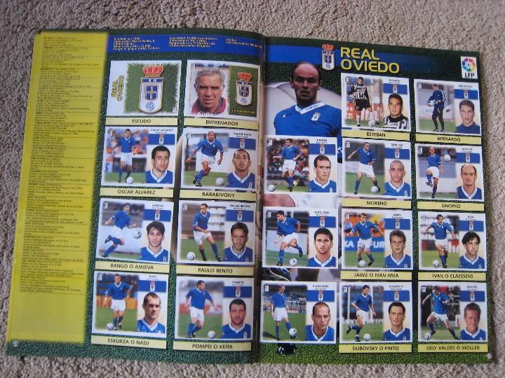 Álbum de fútbol completo: LIGA 1999/2000 LFP COLECCIONES ESTE - Foto 15 - 45343281
