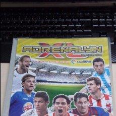 Álbum de fútbol completo: ADRENALYN 2011-12 LIGA BBVA. 11-2012. COLECCION COMPLETA. ALBUM.CROMOS.FUTBOL. Lote 104538451