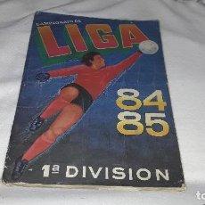 Álbum de fútbol completo: INCREIBLE ALBUM DE LA LIGA 1984-85 DE CROMOS CANO,COMPLETO Y CON MUCHOS FICHAJES BIS SUELTOS. Lote 104588523